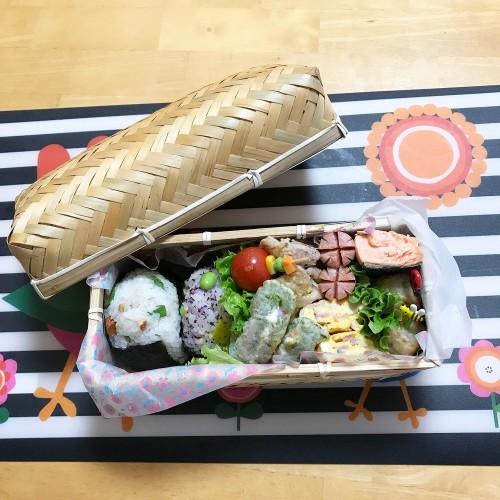 お弁当箱開ける楽しみ食べる楽しみ夫弁♬