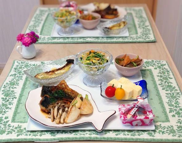 お魚の洋風生姜煮