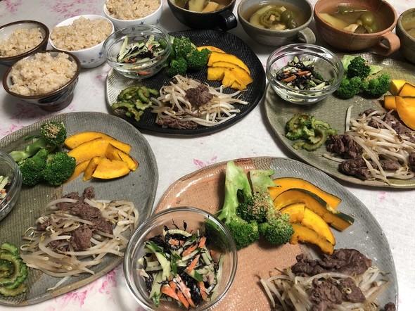 ✧牛肉ともやしの簡単わさび醤油炒め✧
