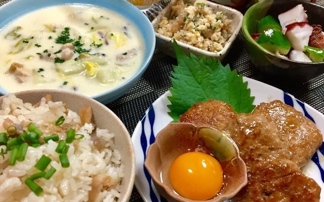 白菜 クリーム煮の献立 クックパッド 簡単おいしいみんなのレシピ