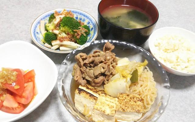 すき焼き風煮 牛肉の献立 【クックパッド】 簡単おいしい