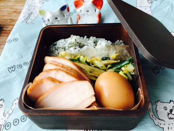 鶏チャーシュー弁当☆