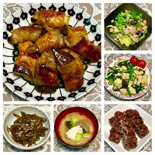 気になるレシピで晩ご飯~♪