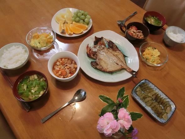 高野豆腐のチリコンカン