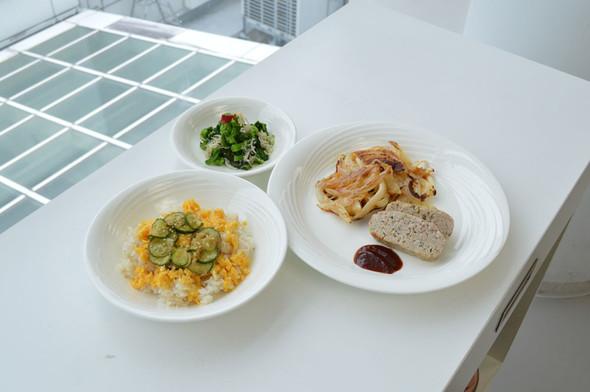 3月の料理教室(ちりめんじゃこ)