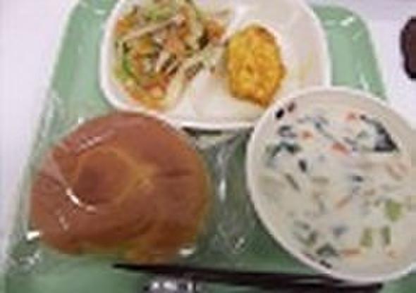 世界の料理を楽しむ給食@つくば市給食