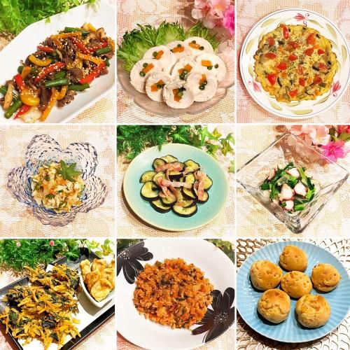 とにかく簡単✻鶏ハム風アレンジ✻野菜巻き