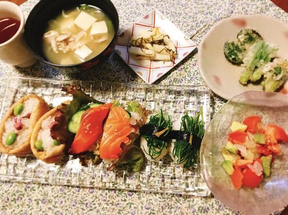 お寿司デー✨