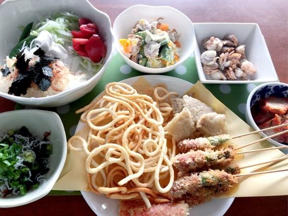 *今日も美味しい☆土曜日の夕食*