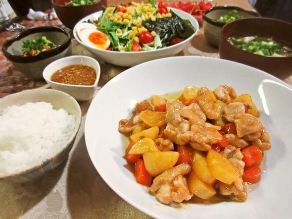オッサンの晩飯 ☆簡単豪華に大皿料理☆