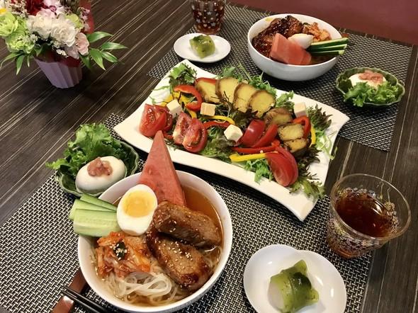 2019.6.24 冷麺