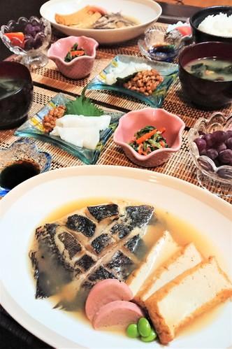 我が家の食卓~夕食(^^♪~