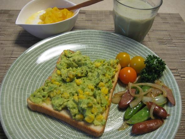 女性のための優しい朝食❀②
