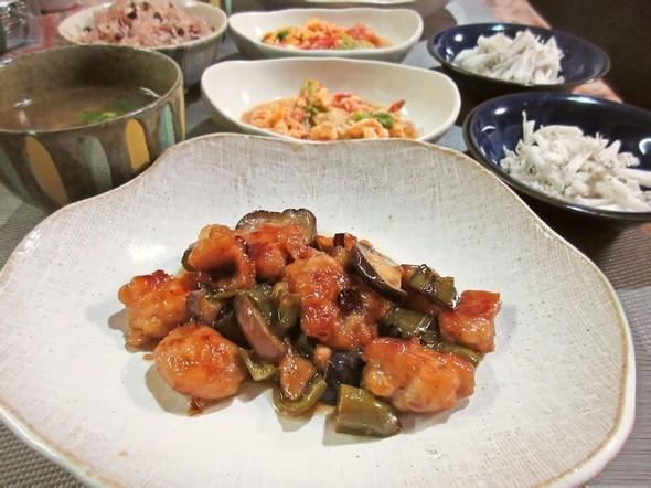 オッサンの晩飯 ☆簡単満足ディナー☆