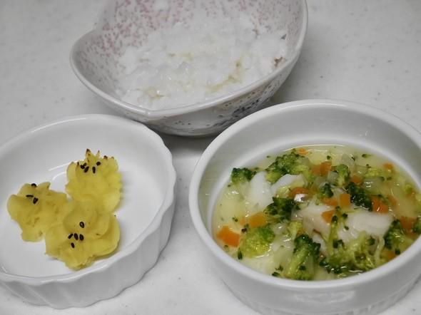 ボクちゃんの離乳食 part. 15