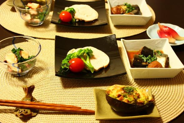 作り置きで簡単★和食の献立