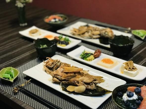 2020.8.25  柳の舞煮魚