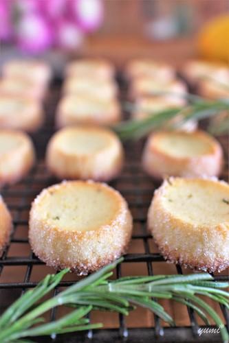 ローズマリーレモンクッキーのプレゼント♡
