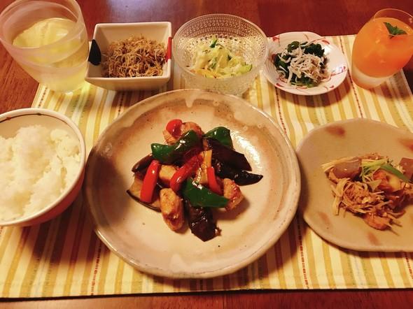 豚肉と野菜の味噌炒め✨