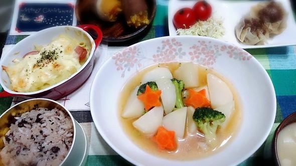 野菜たっぷり✩॰* ¨̮