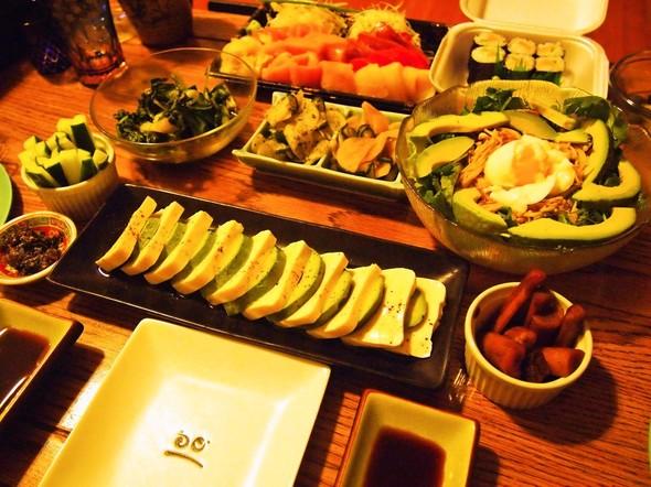 お寿司&お刺身のヘルシー献立48