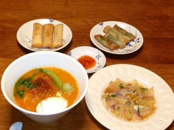 3/22(金)夕食