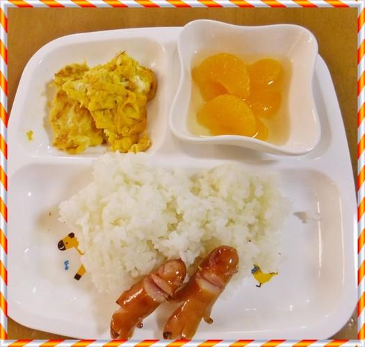 ◎小学生組 朝食◎