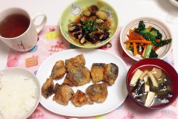 簡単晩ご飯☆