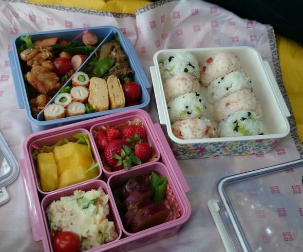 ☆GWピクニック弁当☆