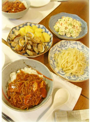 夕食☆未知の食卓