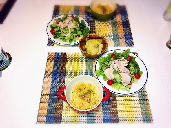 家族も喜ぶ夕飯♪