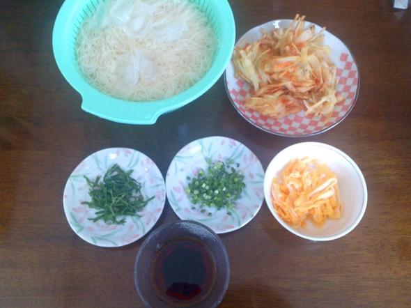 2014.6.1 お昼御飯