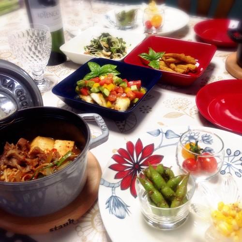 ぷるベリー家の食卓(117)