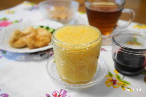 ランチ☆塩レモンで鶏むね肉の唐揚