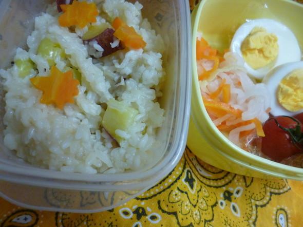 お弁当(H.26.10.11の夕食)