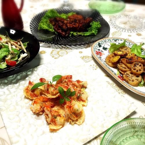 ぷるベリー家の食卓(178)