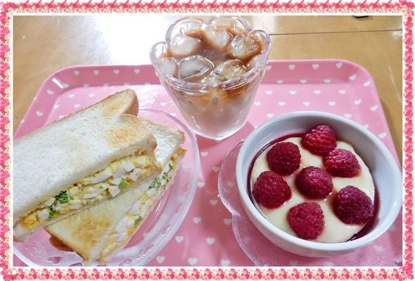 ♫MY 朝食♫