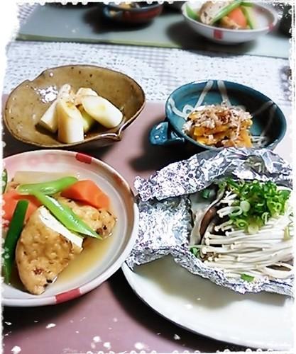 晩酌(14.11.19 魚で~♫)