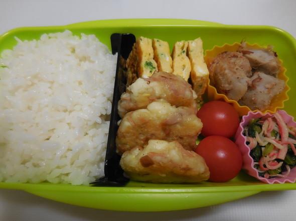 お弁当☆52日目(14/12/4)