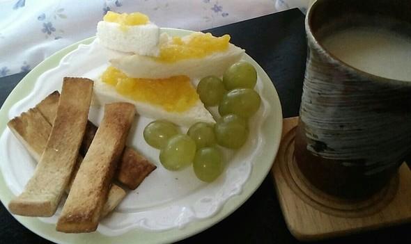 くるちゃん朝食  86話