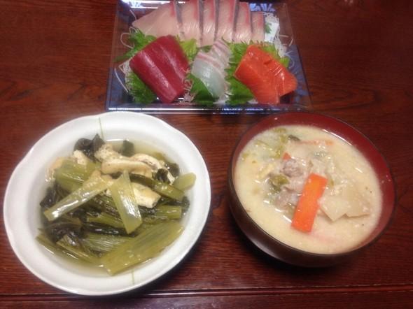 2014.12.19 夕食