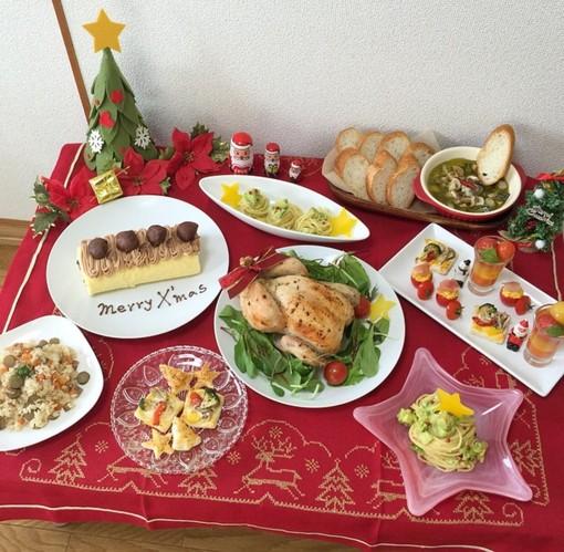 2014 クリスマス料理