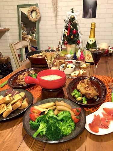 クリスマスディナー 2014