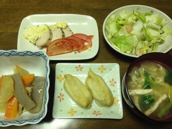 【糖質制限】鶏ハムタルタル