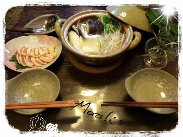☆我が家の湯豆腐自家製柚子ポン☆