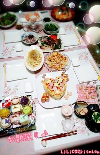 【お雛祭りParty】byLiLiCO2