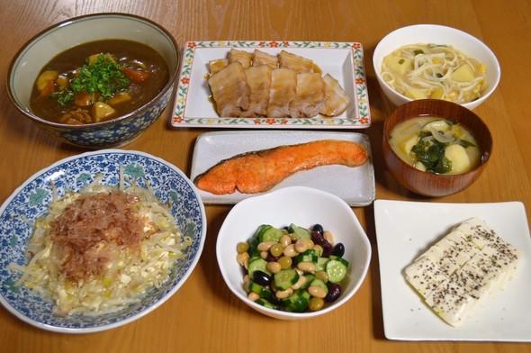 我が家の晩ご飯【2015.3.11】