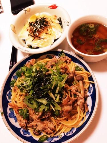 ◆4/10 本日の晩ご飯◆