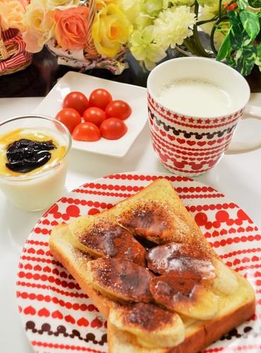 5.29金)ハチミツがいっぱいの朝食を
