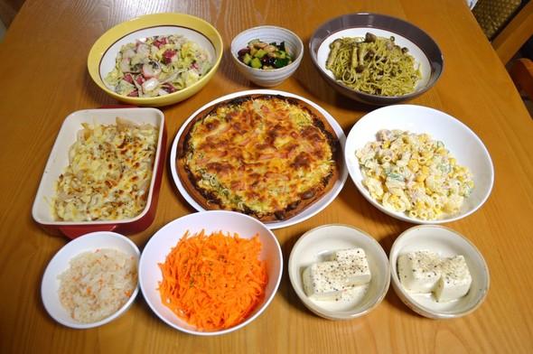 我が家の晩ご飯【2015.6.3】